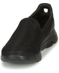 Skechers Instappers Go Walk 5 - Zwart