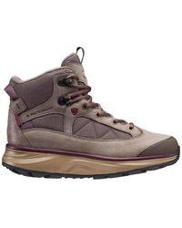 Joya Montana Boot Ptx Boots Mid Boots - Brown