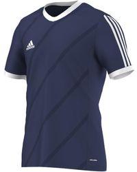 adidas Maillot Tabela 14 hommes T-shirt en bleu
