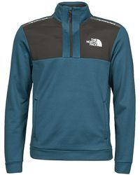 The North Face MA 1/2 ZIP - Azul