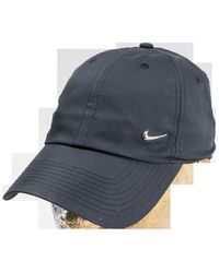 Nike Casquette Heritage 86 Swoosh Casquette - Bleu