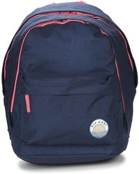 Rip Curl - Solid Double Dome Women's Backpack In Blue - Lyst