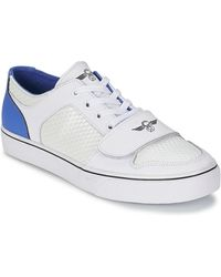 Creative Recreation CESARIO LO XVI hommes Chaussures en blanc