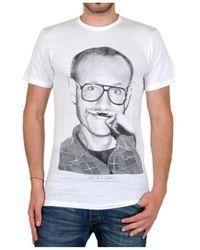 ELEVEN PARIS Terry Ts Terry Richardson T-shirt - Blanc