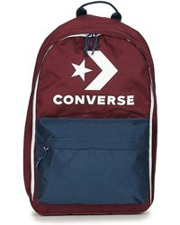 Converse - Edc 22 Men's Backpack In Red - Lyst