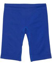 FALKE Short Light Short H Collant - Bleu