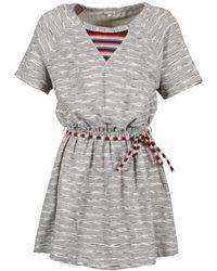 Manoush Vestido ETNIC - Gris