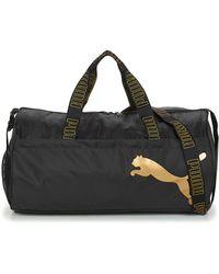 PUMA Sporttas Barrel Bag - Zwart