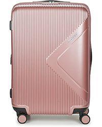 American Tourister Hartschalenkoffer MODERN DREAM 69CM 4R - Pink
