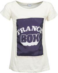 Kling - Warhol Women's T Shirt In White - Lyst