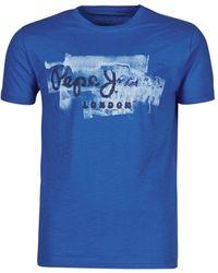 Pepe Jeans T-shirt - Bleu