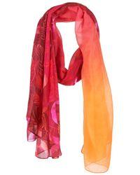 Desigual - Veris Women's Scarf In Multicolour - Lyst