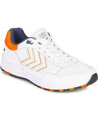 Hummel Lage Sneakers 3-s Sport - Wit