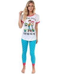 Disney Pyjama Toy Story Pyjamas / Chemises de nuit - Bleu
