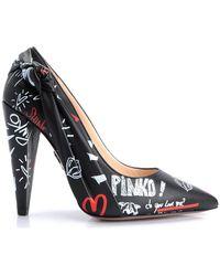 Pinko Chaussures escarpins - Noir