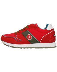 Jeckerson - JGPU041RE5 hommes Chaussures en rouge - Lyst