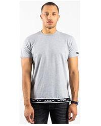 Vo7 20 75.2 GREY T-shirt - Gris