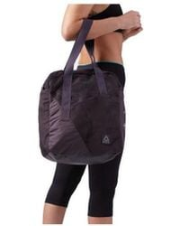 Reebok - W Found Graph Tote Women's Bag In Black - Lyst