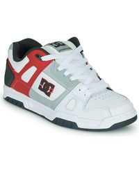 DC Shoes Skateschoenen Stag - Wit