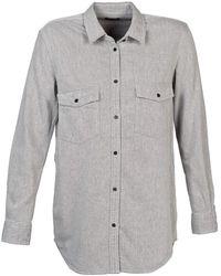 Cheap Monday - Lucas Women's Shirt In Grey - Lyst
