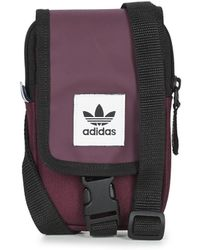 adidas Handtasje Map Bag - Paars