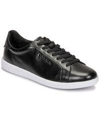 Calvin Klein Zapatillas LOW TOP LACE UP LTH - Negro