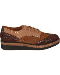 Mam'Zelle Chaussures à lacets - - Marron - 36 Chaussures