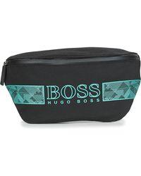 BOSS by Hugo Boss Heuptas Pixel O Bimbag - Zwart
