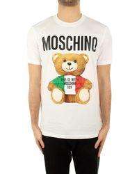 Moschino V0720 2040 1001 - Blanco