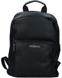 Bikkembergs E2APME210065 Sac à dos - Noir