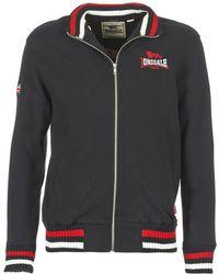 Lonsdale London - Dover Men's Sweatshirt In Black - Lyst