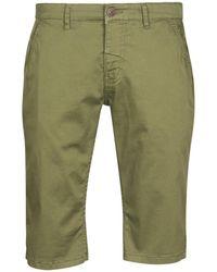 Casual Attitude Pantaloni Corti Marine - Verde