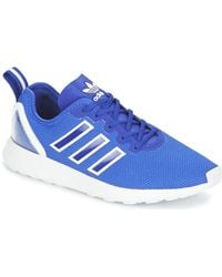 adidas Baskets - Bleu