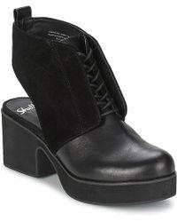 Shellys London - Michellton Women's Sandals In Black - Lyst
