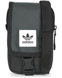 adidas Handtasje Map Bag - Zwart