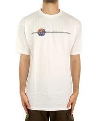 Santa Cruz SCA-TEE-6429 T-shirt - Blanc