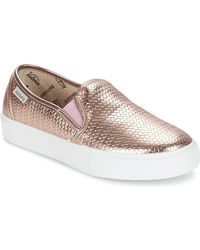 Victoria - SLIP ON TEJ TRENZA METALIZA Chaussures - Lyst