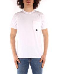 Roy Rogers P21RRU500C9320306 T-shirt - Blanc