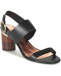 Ted Baker - Azmara Women's Sandals In Black - Lyst