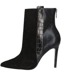 Guess Fl8bzisue10 boots - Noir