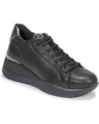 Stonefly Lage Sneakers Elettra 2 - Zwart
