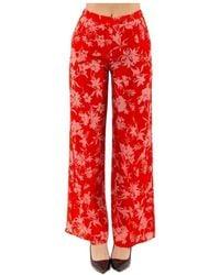 Beatrice B. BEATRICE.B PANT.1509 TESSUTO CIR33 DONNA Pantalon - Orange