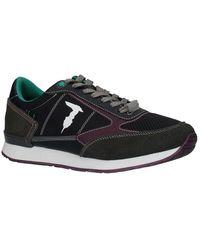 Trussardi 77A00352PE21 faible Homme Chaussures - Noir