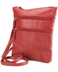 Visconti - - Women's Shoulder Bag In Red - Lyst