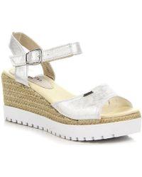 Big Star - W274551 Women's Sandals In White - Lyst