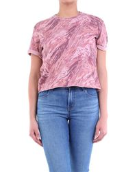 J Brand JB002254 T-shirt - Rose