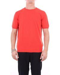 Heritage Camiseta 0152G2Z - Rojo