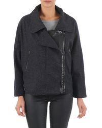 Color Block - 3222271 Women's Jacket In Black - Lyst