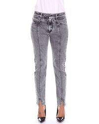 Givenchy BW504Q503Z femmes Jeans en Gris