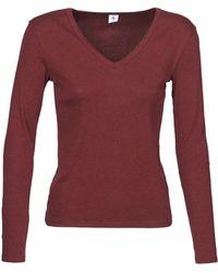 Petit Bateau T-shirt Lange Mouw 58314 - Rood